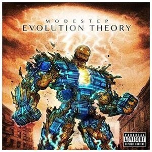 Modestep - Evolution Theory(Explicit Version) CD (2013) (CD): Modestep