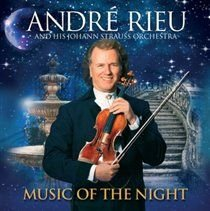 Johann Strauss Orchestra - Andre Rieu: Music of the Night (CD): Andre Rieu, Johann Strauss Orchestra