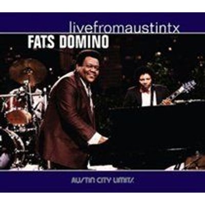 Fats Domino - Live from Austin, Tx (CD): Fats Domino