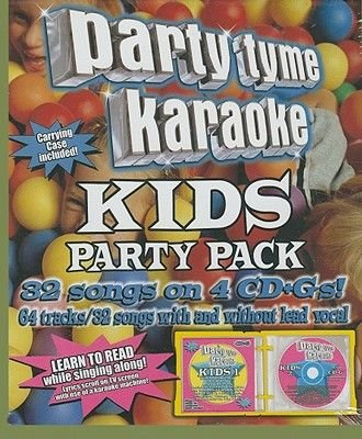 Various - Kids Party Pack (CD): Various