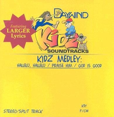Kidz Medley (CD): Daywind Trax