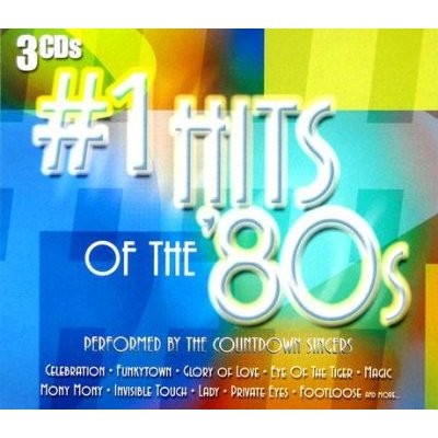 The Countdown Singers - #1 Hits Of The 80's (Import) (CD): The Countdown Singers