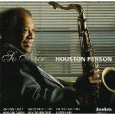 Houston Person - So Nice (CD): Houston Person