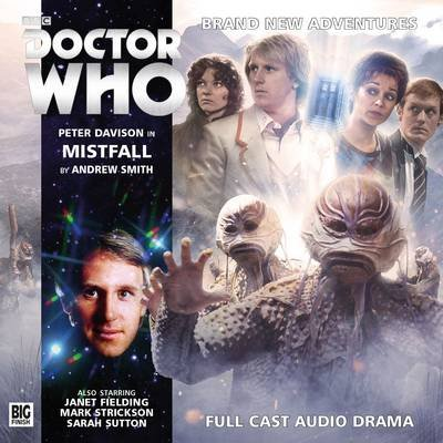 Mistfall (CD): Andrew Smith