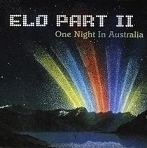 Electric Light Orchestra - Part II (One Night in Australia - Live) (CD): Electric Light Orchestra