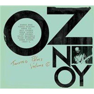 Oz Noy - Twisted Blues (CD): Oz Noy