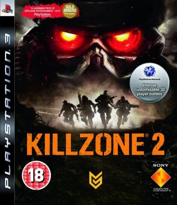 Killzone 2 (PlayStation 3, DVD-ROM):