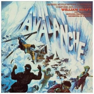 William Kraft / National Philharmonic Orchestra - Avalanche (CD): William Kraft, National Philharmonic Orchestra