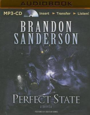 Perfect State (MP3 format, CD): Brandon Sanderson