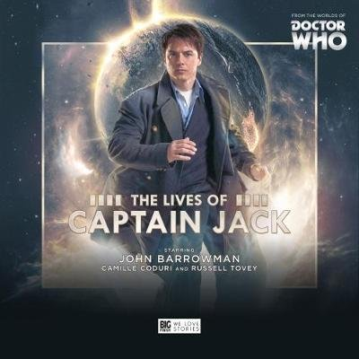 The Lives of Captain Jack (CD): James Goss, Guy Adams