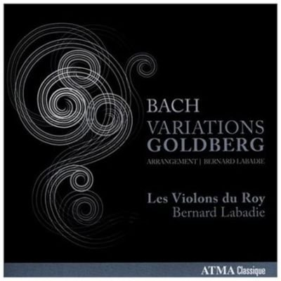 Various Artists - Bach: Variations Goldberg (CD): Johann Sebastian Bach, Bernard Labadie, Les Violons du Roy