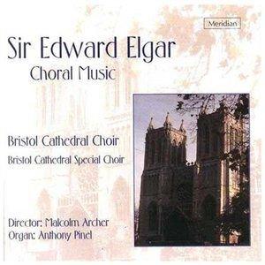 E. Elgar - Choral Music (CD): E. Elgar