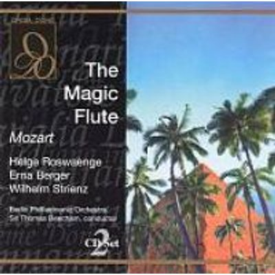 W.A. Mozart - Magic Flute (CD, Parental Adviso): W.A. Mozart