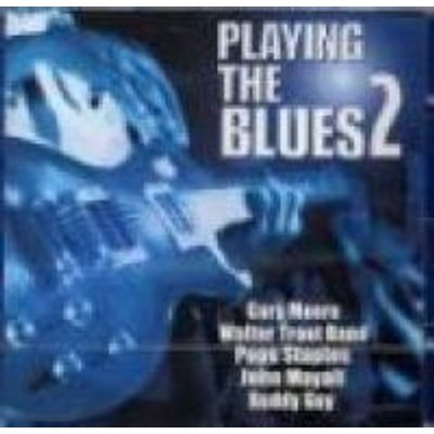 Various - Playing The Blue 2 (CD): Various