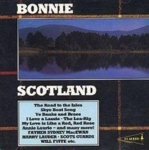 Tony Watts / Colin Brown - Bonnie Scotland (CD): Tony Watts, Colin Brown