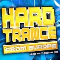 Hard Trance From Europe CD (2003) (CD): Various Artists