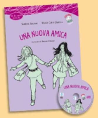 Italiano facile per ragazzi - Una nuova amica + CD (Mixed media product): Andrea Camilleri
