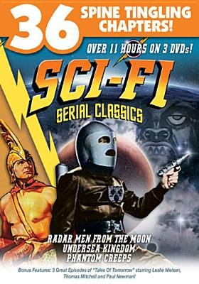 Sci-Fi Serial Classics (Region 1 Import DVD):