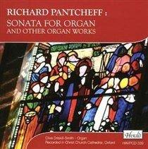 Richard Pantcheff - Sonata for Organ and Other Organ Works (Driskill-smith) (CD): Clive Driskill-Smith, Richard Pantcheff