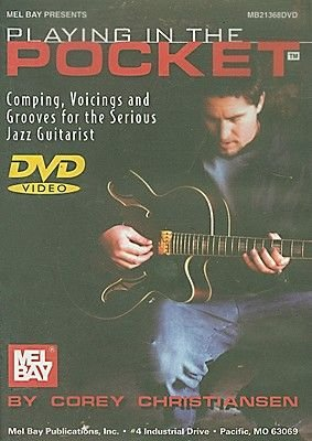 Playing in the Pocket (DVD): Corey Christiansen