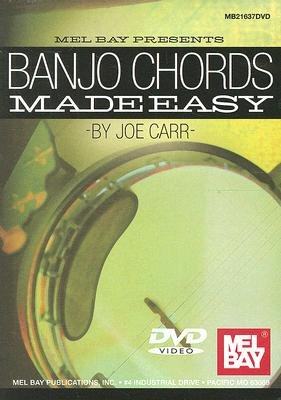 Banjo Chords Made Easy (DVD): Joe Carr