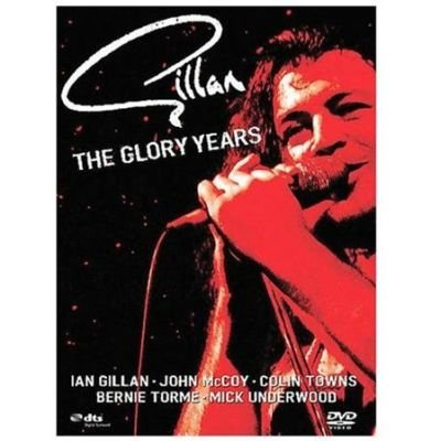Gillan Ian - Glory Years 1979-1982 (Region 1 Import DVD): Gillan Ian