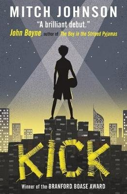 Kick (Paperback): Mitch Johnson