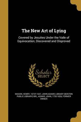 the art of lying book