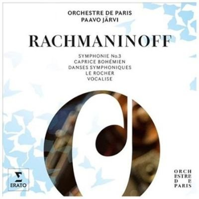 Various Artists - Rachmaninov: Symphony No. 3/Bohemian Caprice/Symphonic Dances/... (CD): Sergei Rachmaninov, Paavo Järvi,...