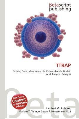 Ttrap (Paperback): Lambert M. Surhone, Mariam T. Tennoe, Susan F. Henssonow
