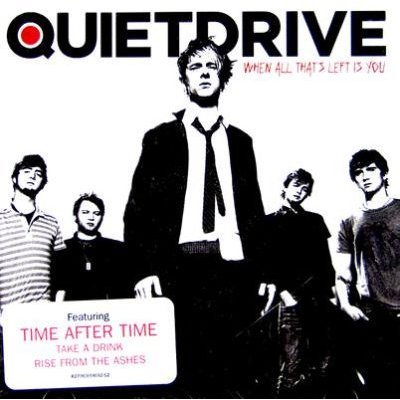 Quietdrive - When All That's Left Is You CD (2006) (CD): Quietdrive