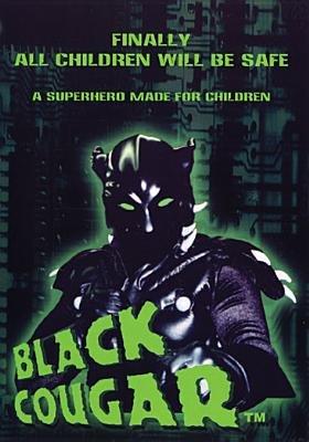 Black Cougar (Region 1 Import DVD):