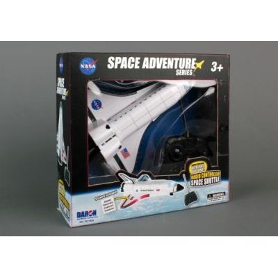 Radio Control Space Shuttle: Daron