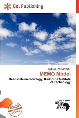Memo Model (Paperback): Iustinus Tim Avery