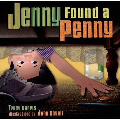 Jenny Found a Penny (Hardcover): Trudy Harris