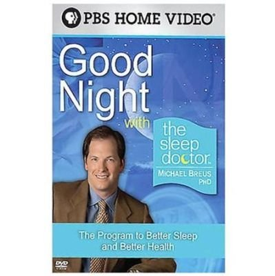 Good Night with The Sleep Doctor (Region 1 Import DVD):