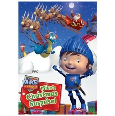 Mike the Knight-Mikes Christmas Surprise (Region 1 Import DVD):
