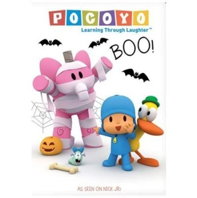 Pocoyo-Boo (Region 1 Import DVD):
