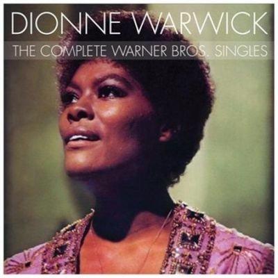 Dionne Warwick - Complete Warner Bros Singles CD (2013) (CD): Dionne Warwick