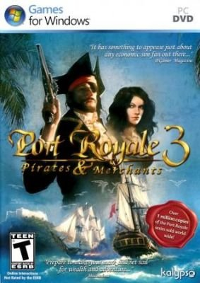Port Royale 3 (PC, DVD-ROM):