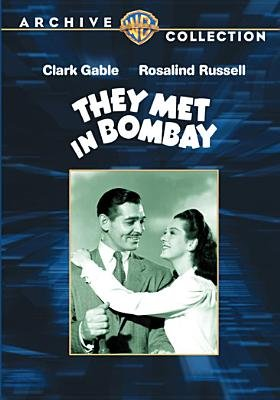 They Met in Bombay (Region 1 Import DVD): Clarence Brown