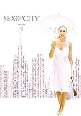 Sex and the City S4-Complete 4th Season (Region 1 Import DVD, New Package): Sarah Jessica Parker, Kim Cattrall