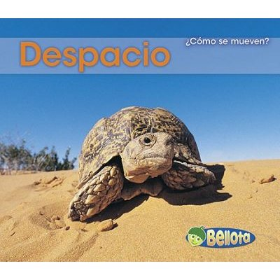 Despacio (English, Spanish, Hardcover): Sarah Shannon
