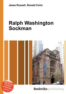 Ralph Washington Sockman (Paperback): Jesse Russell, Ronald Cohn