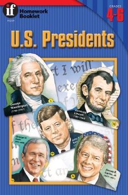 U.S. Presidents, Grades 4-6 (Paperback): Gail Blasser Riley