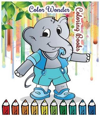 Color Wonder Coloring Books - Jumbo Coloring Book (Kids Books Ages 3 ...