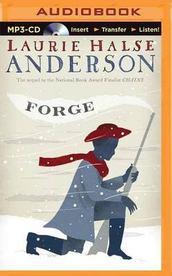 Forge (MP3 format, CD): Laurie Halse Anderson