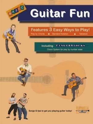 Basic Guitar Fun (Paperback): Tony Santorella