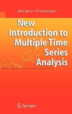 New Introduction to Multiple Time Series Analysis (Electronic book text):