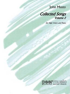 Collected Songs for High Voice - Volume 2 - High Voice (Paperback):